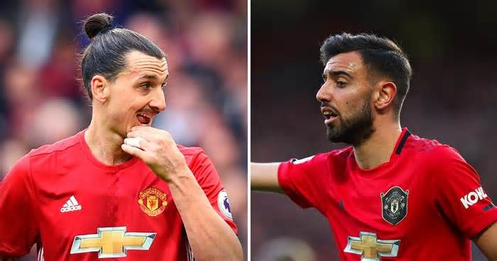 Latest News For Bruno Fernandes Is Doing What Zlatan Ibrahimovic Did For Manchester United In 2020 Manchester United Manchester Man United