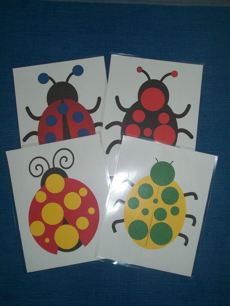 Ladybug Knobless Cylinder Extension etsy.com/shop/sunnysideunitstudies $15