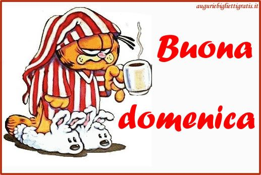 'Domenica' is the Italian word for 'Sunday', the day of rest by tradition. To wish somebody a good Sunday, here is the expression used in Italian.