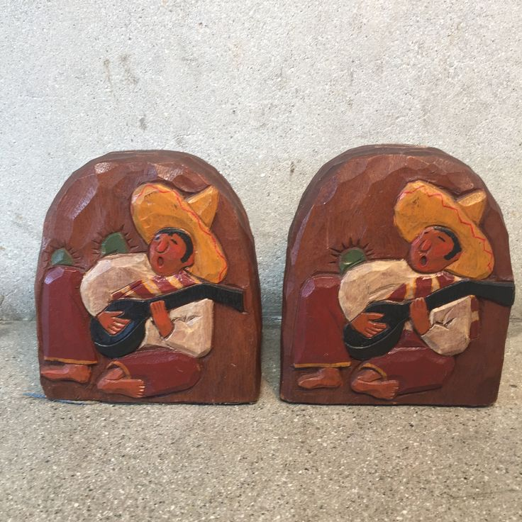 Laguna Craftsman Bookends - Pair