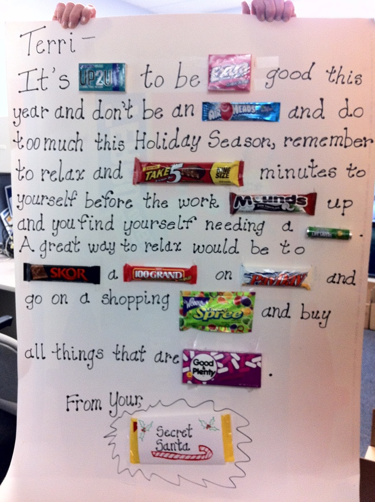 Candy bar letter. | Candy bar letters | Pinterest | Candy ...