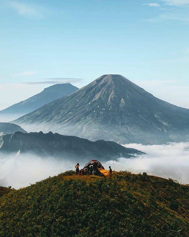 Gunung Prau Dieng Wonosobo By Adiputramar Fotografi Pemandangan Fotografi Perjalanan Pemandangan