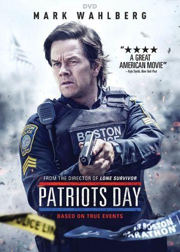 Patriots Day [DVD] [2016]