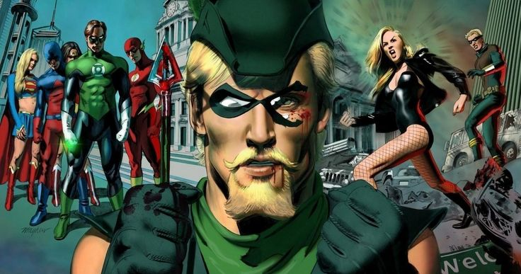 What Happened to DC's 'Green Arrow' Prison Break Movie? -- David S. Goyer reveals details about his 'Green Arrow' movie that never saw the light of day, which would have contained numerous villains. -- http://movieweb.com/green-arrow-movie-escape-super-max-david-goyer/