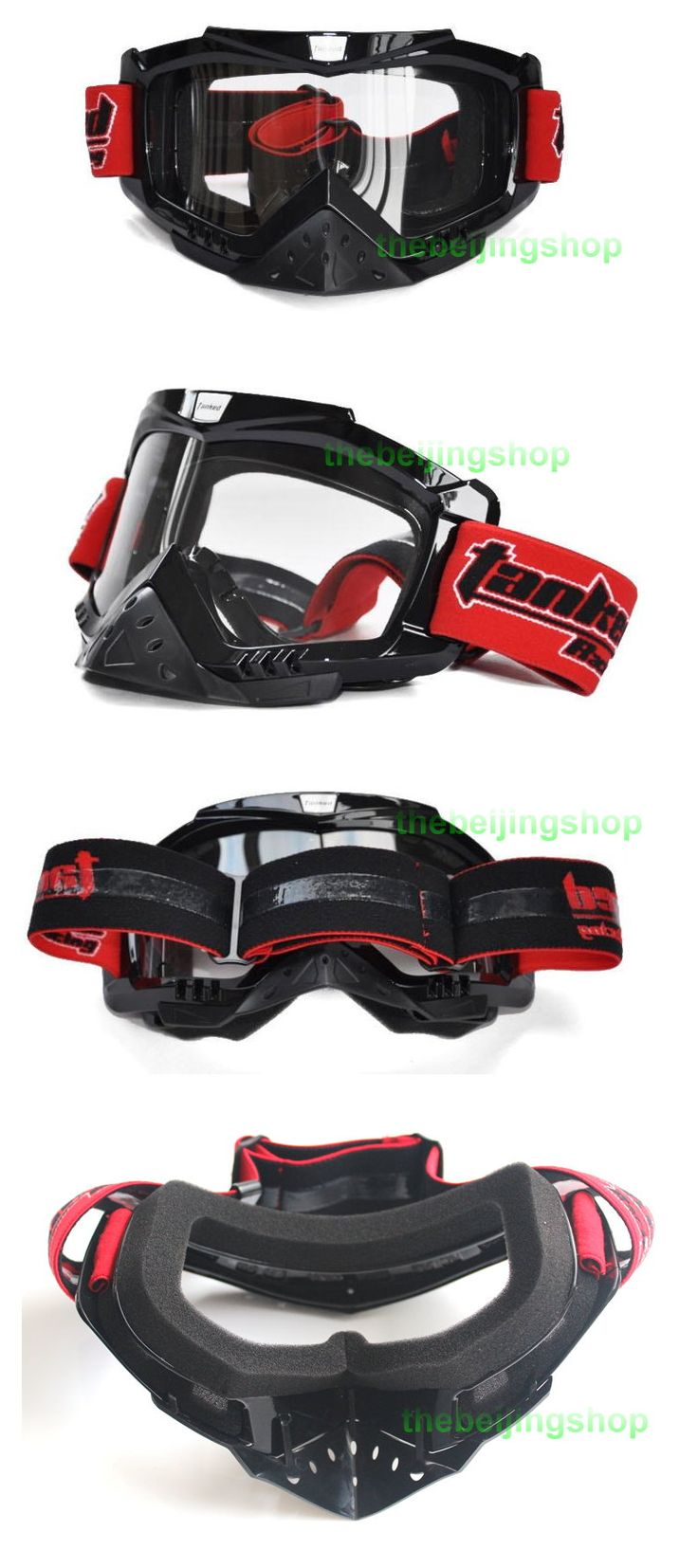 ATV Dirt Bike Motorcycle Goggles with nose cover (Black) Vintage Motorcycle Goggle for Harley Rider T10 [TG750] - $21.59 : TheBeijingshop.com, Fixie Bike Fixed Gear Bicycle Parts, Motorcycle Helmet & Apparel, Modify Cars Parts