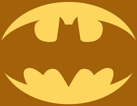 Batman pumpkin carving templates