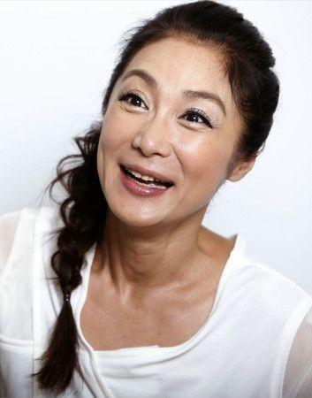 浅野 温子さん(あさの・あつこ) 61年東京都生まれ。