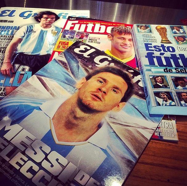Mucho fútbol en mi viaje a #BuenosAires