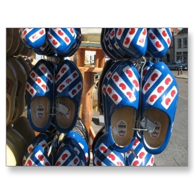 Frisian Wooden Shoes
