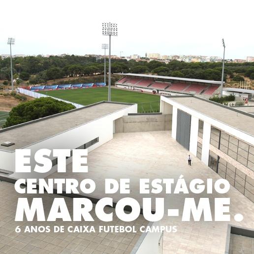6 Anos de Caixa Futebol Campus