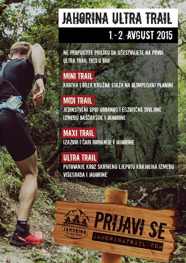 Otvorene prijave za prvu ultra trail trku u BiH.