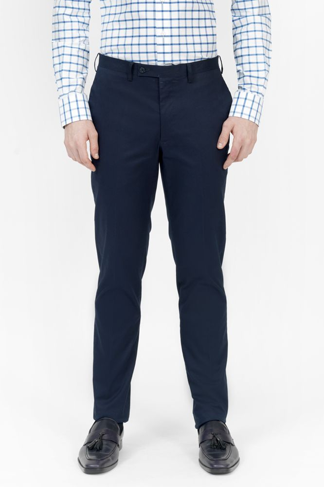 SUPER SLIM FIT PANTS from RAOUL