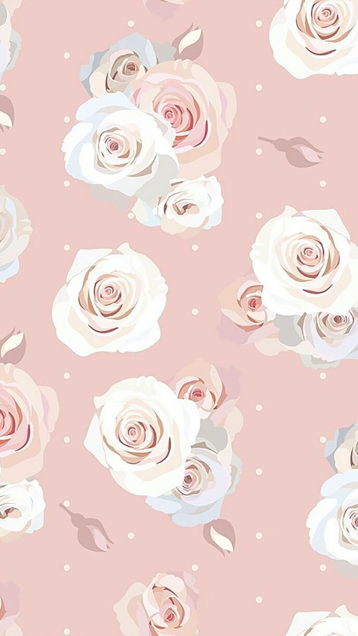 Pin On Wallpaper Floral Wallpaper Iphone Pastel Iphone Wallpaper Flowery Wallpaper Flower wallpaper light pink background