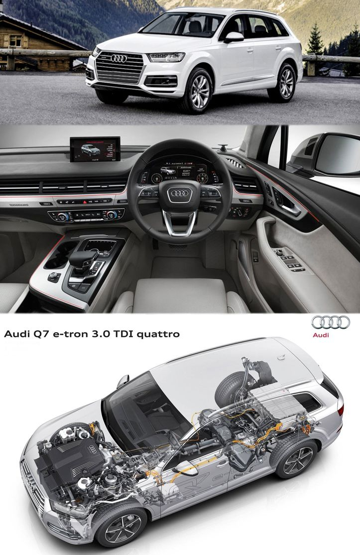 A class apart the audi q7 is a luxurious suv with the finest interior more