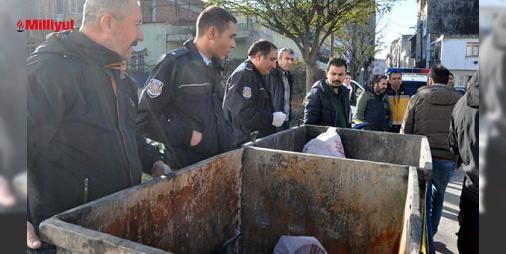 Bursada çöpten yeni doğmuş bebek cesedi çıktı : Bursanın merkez Yıldırım ilçesindeki bir çöp konteynerında poşetle atılmış bebek cesedi bulundu.Hacivat Mahallesinde çöplerden geri dönüşüm malzemeleri toplayan kişi çöp konteynerinden içinde kadın kıyafetleri bulunan bir poşet çıkardı. Poşeti açan kişi içinde bebek olduğunu fark etti. İhbar üz...  http://www.haberdex.com/turkiye/Bursa-da-copten-yeni-dogmus-bebek-cesedi-cikti/108907?kaynak=feed #Türkiye   #bebek #Bursa #kişi #cesedi #çöp