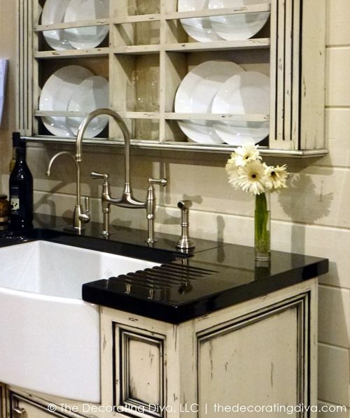 French Country Kitchen Sink: 54 Best Images About House....KITCHENS On Pinterest