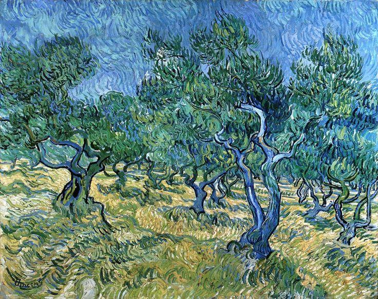 Uliveto, Van Gogh