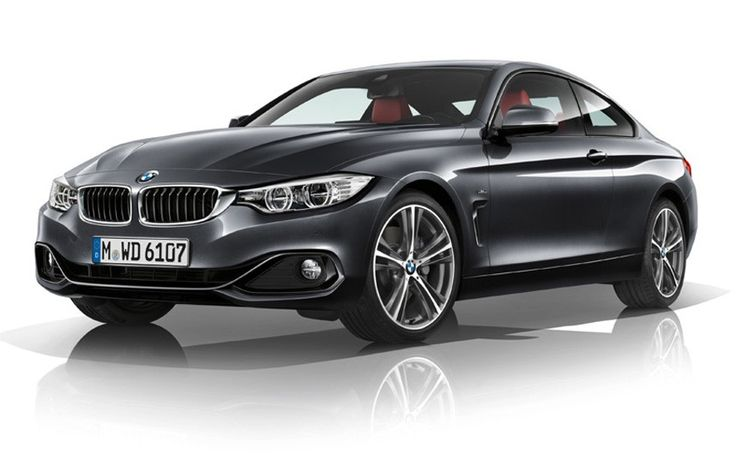 The very FUGLY New BMW 4-series Coupé. What an appalling miss-mash of contradictory curves and slashes. Trying so hard to be aggressive that it is a pastiche of a five year old Korean concept car