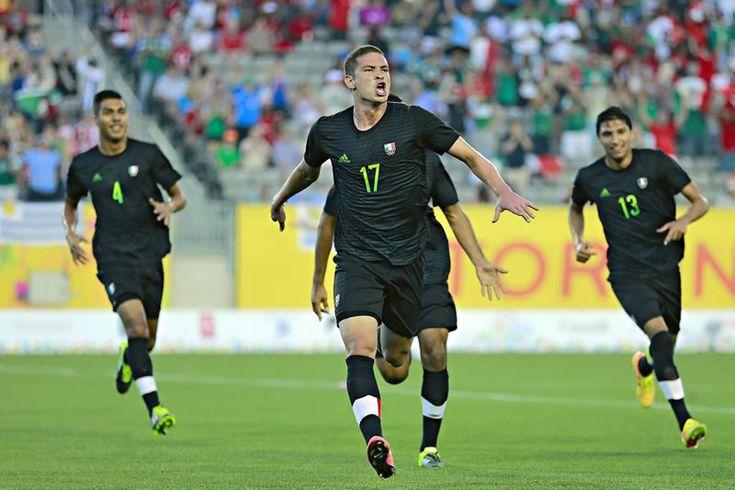 México vs Uruguay ¿A qué hora juegan en los Panamericanos 2015? - http://webadictos.com/2015/07/16/mexico-vs-uruguay-panamericanos-horario/?utm_source=PN&utm_medium=Pinterest&utm_campaign=PN%2Bposts