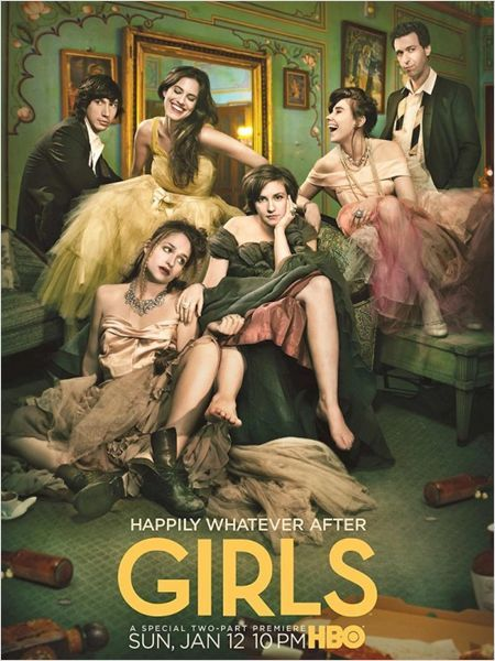Girls - TV show - HBO