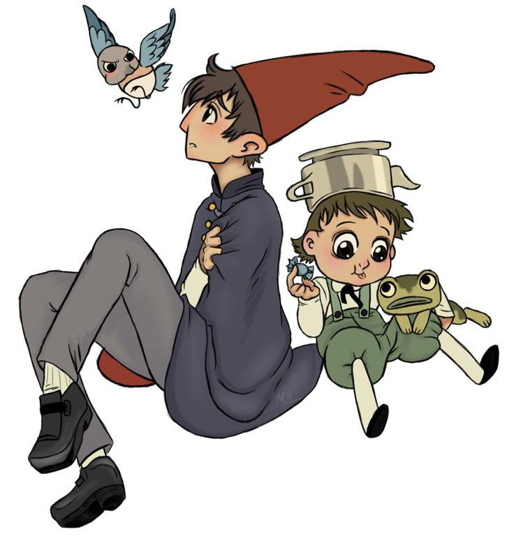 over the garden wall by encyender on over the garden wall id=88010