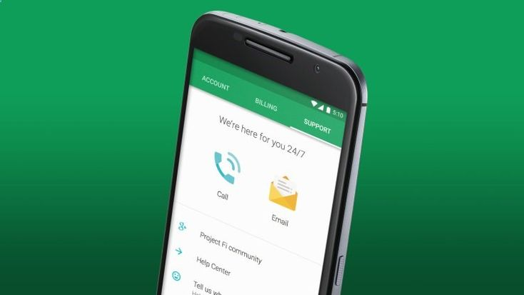 Googles Project Fi starts testing Voice over LTE support Googles own wireless service called Project Fi has rolled out Voice over LTE service for a subset of its users the company confirmed this week viaan announcement in Googles product forums. Users will be able to tell that theyve been added to this luckygroup of testers because their signal indicator will continue to display LTE when theyre making or receiving a call instead of falling to H [for HSPA] Google explains. The company a...