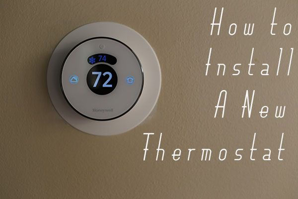 Consider This Your Big Picture Guide Through The Process Of Installing A New #Thermostat. -Art Of Manliness