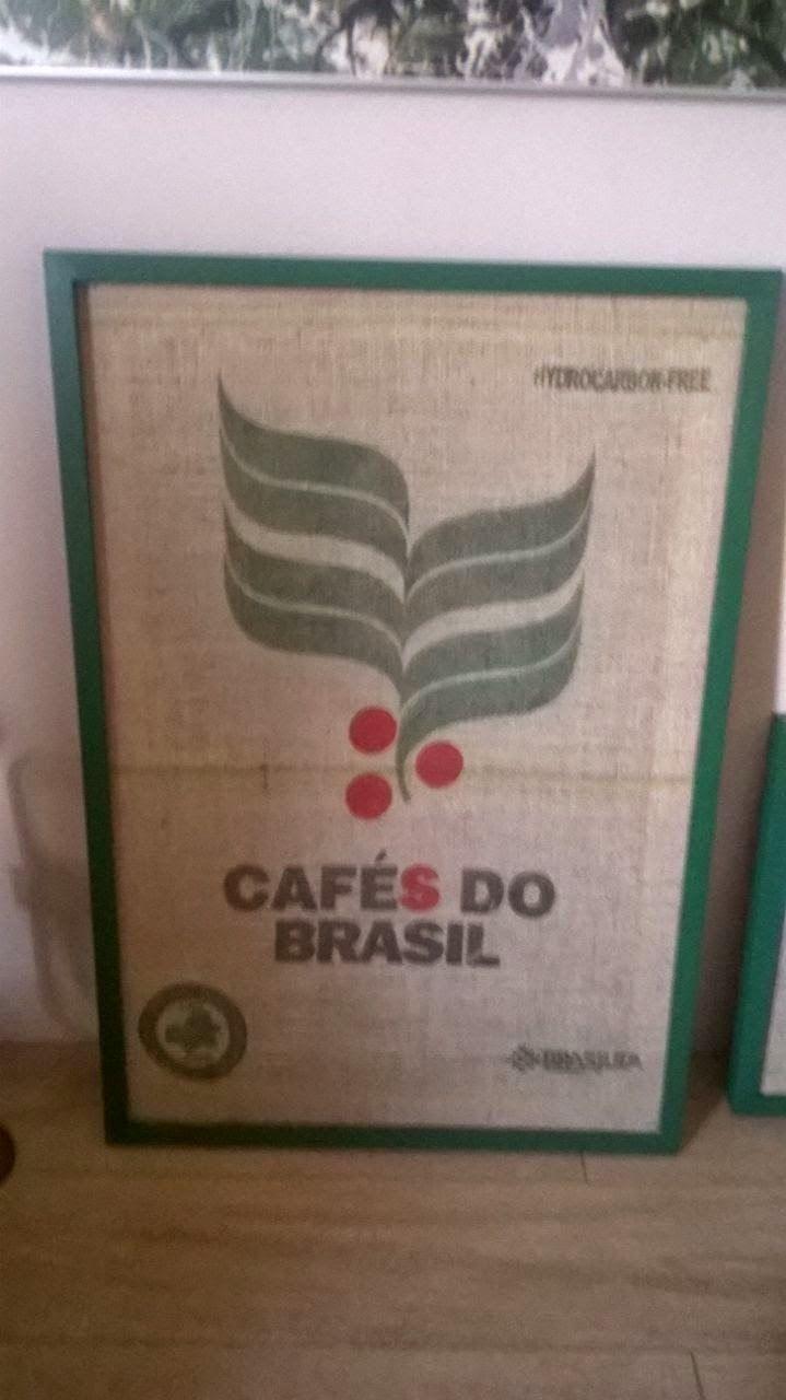 Nouvelle Vie: Riutilizzare i sacchi di caffe'