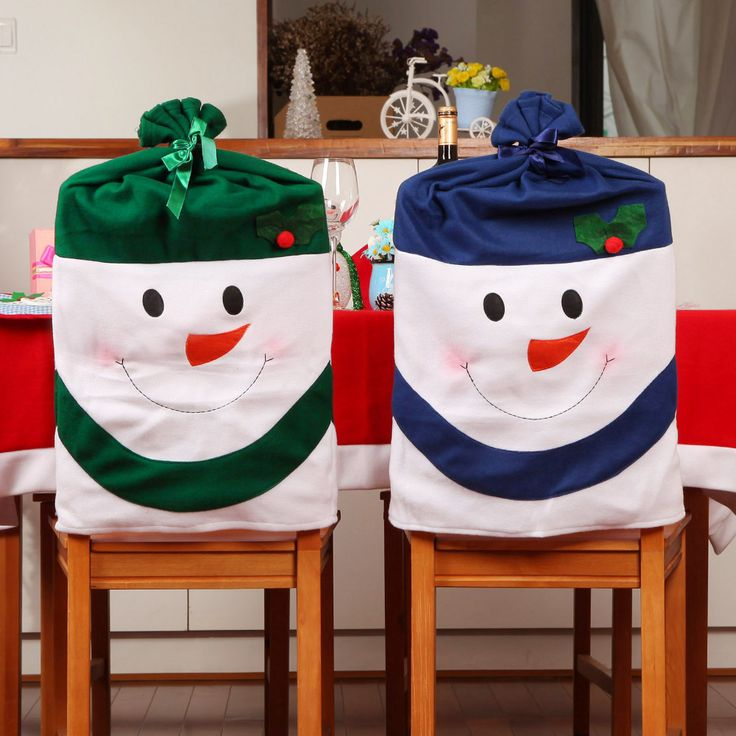 58 best xmas chair covers images on pinterest