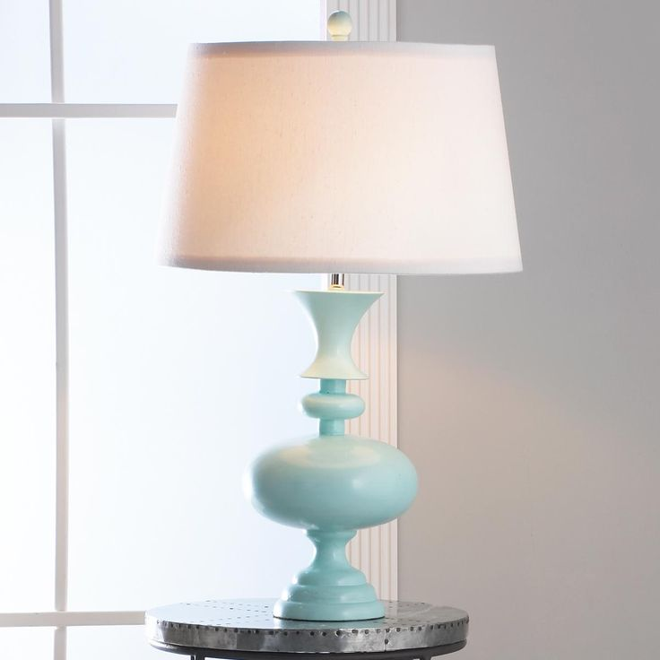 Great Modern Spindle Table Lamp Base
