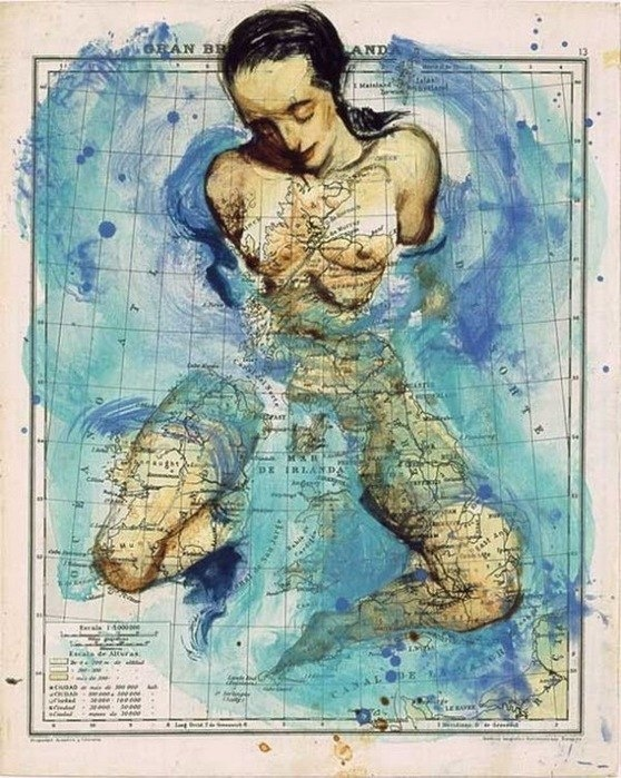 Испанский художник Фернандо Висенте