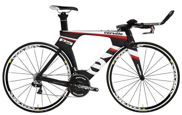 Cervelo P5 Six triathlon bike review