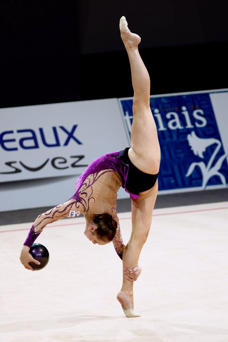 Angélica Kvieczynski (Brazil)  Grand Prix Thiais 2015