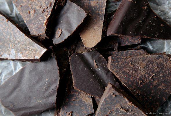 Spitz-Eierpunsch Dark Chocolate (Vegan)
