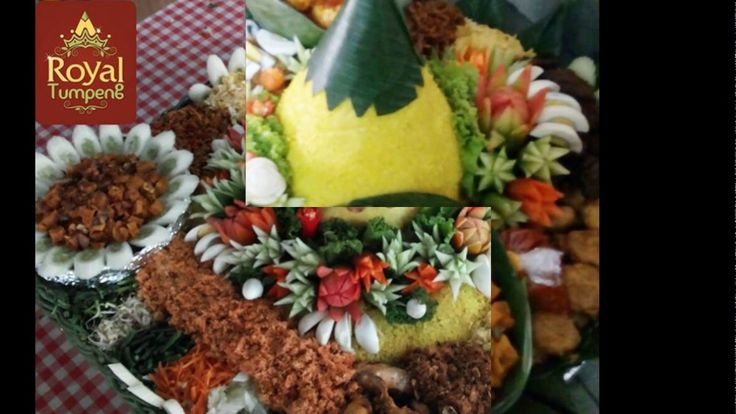 Nasi Tumpeng Pesanan Ibu Mira di Sudirman , Jakarta Selatan | 081287608239