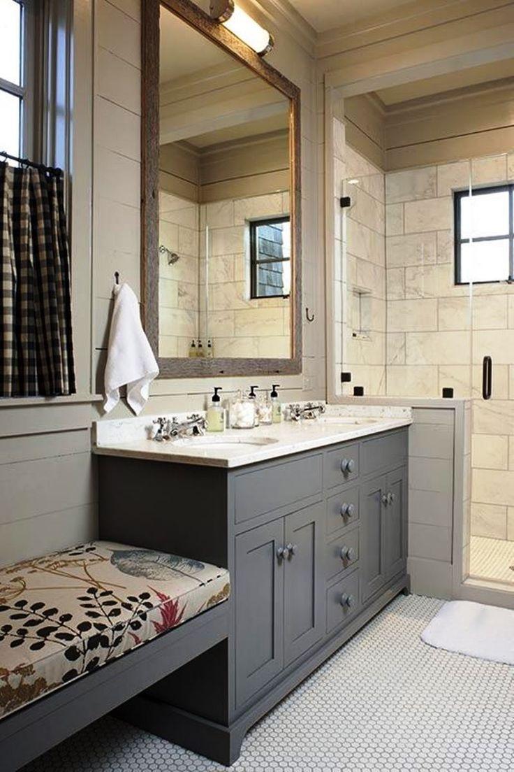 273 best bathroom ideas images on pinterest bathroom ideas cozy farmhouse bathroom decor ideas real house design