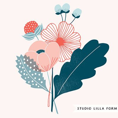 print & pattern: DESIGNER - studio lilla form