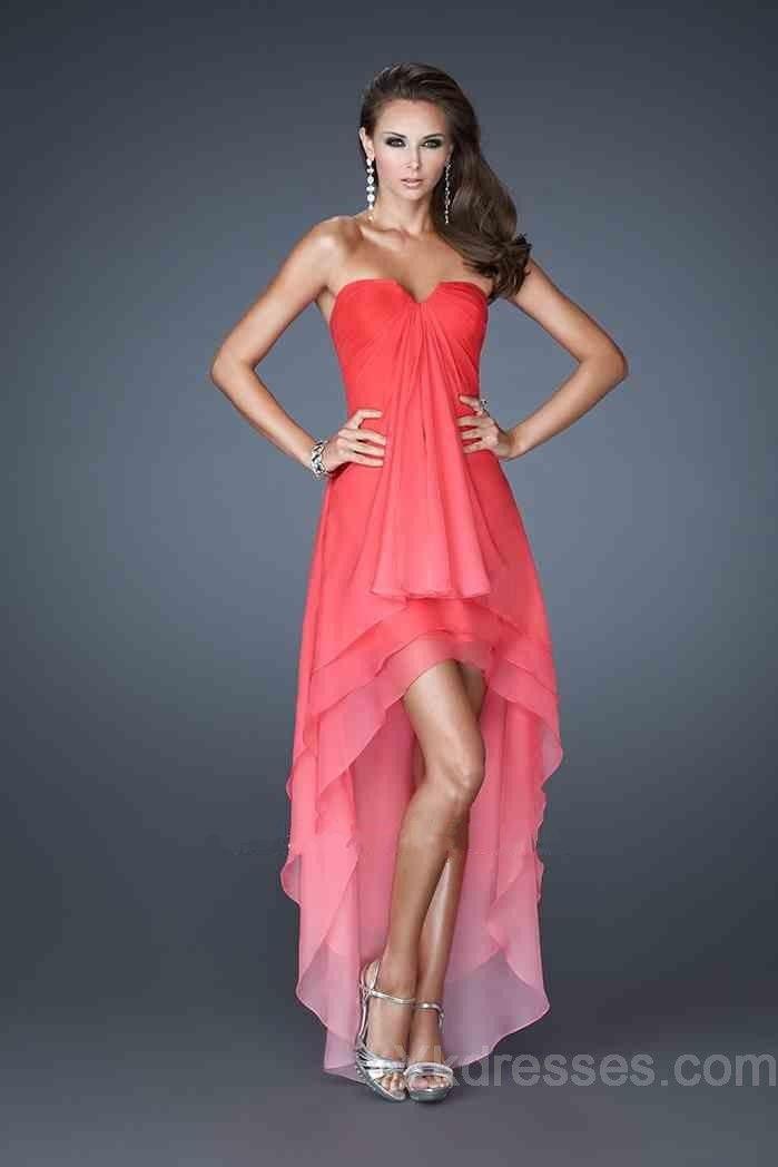 174 best Prom Dresses images on Pinterest   Party wear dresses ...
