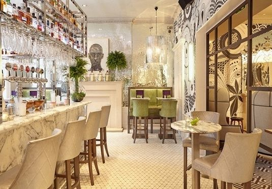 A suite at Edinburgh's hippest boutique hotel, with an award-winning restaurant and a prime location on George Street