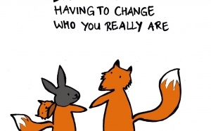 Never change!