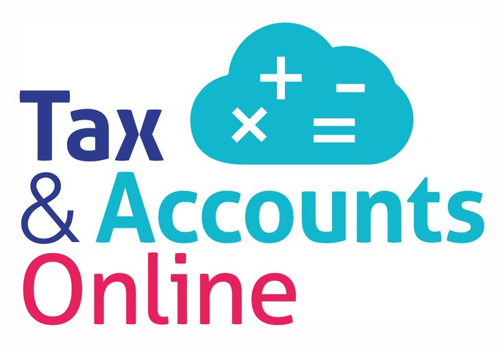 Tax & Accounts Online Logo Design