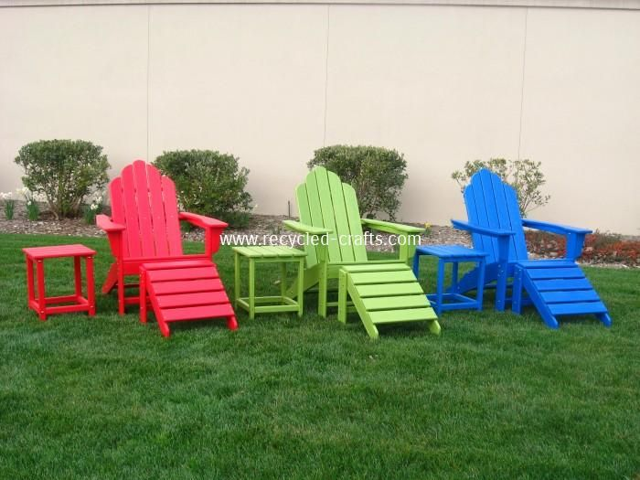 Recycled Plastic Outdoor Patio Furniture