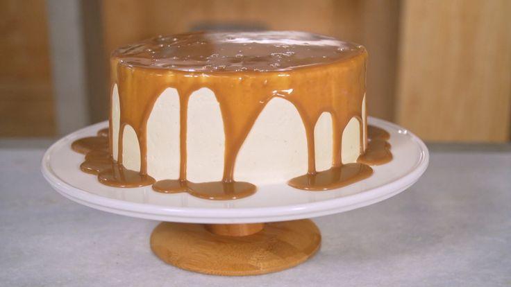 Inspirado no tema Harry Potter, a doceira da Liga, Fabíola, ensinou esse bolo temático