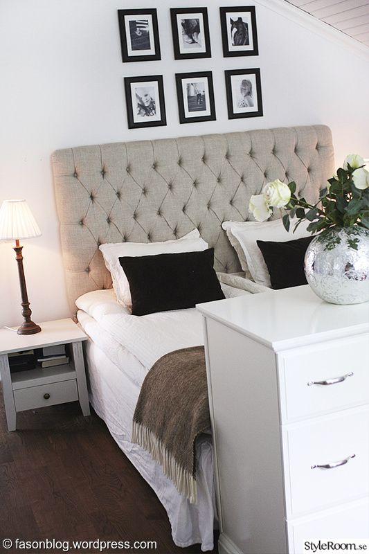 sänggavel,sovrum,säng,artwood,romanticsweden.se