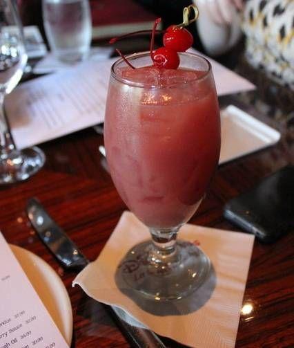 Sunriser Recipe served at Jiko in Animal Kingdom Lodge Resort at Disney World