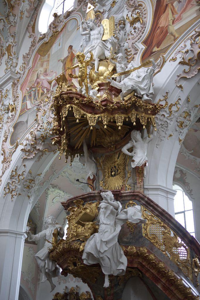 interior,   german rococo,   religious art    interior                                           german rococo                                           religious art