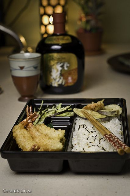 Ebi Tempura, Japanese Food Recipe & Photography by TrapikMedia, via Flickr