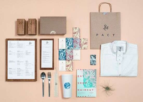 Pact Branding by Acre | Inspiration Grid | Design Inspiration