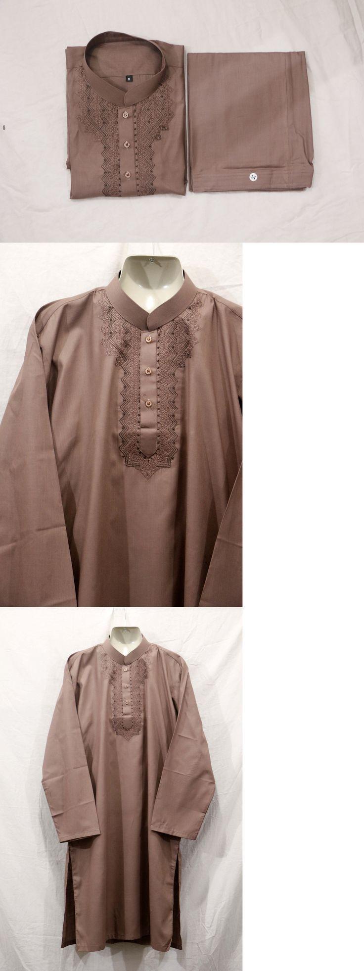 Salwar Kameez 155249: Pakistani Men Shalwar Kameez Pakistani Dress New Eid Casual Dress Sizes -> BUY IT NOW ONLY: $39.99 on eBay!