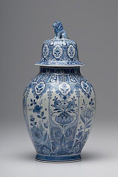 Delft Сине-белая Керамика